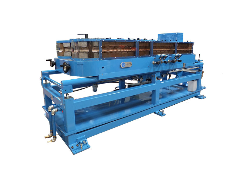 Extrusion lines, extrusion of corrugated pipes, nets | Corelco