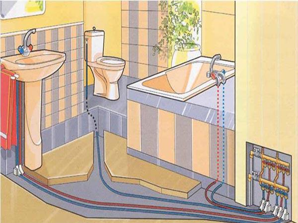 ligne de production de tube annel secteur sanitaire corelco. Black Bedroom Furniture Sets. Home Design Ideas
